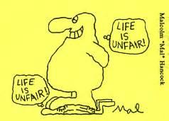 Life is unfair essay - nokatoponhu